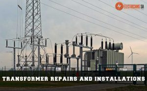 Transformer Repairs and Installations