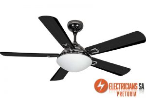 Ceiling Fan Repairs Installations Pretoria Electricians SA