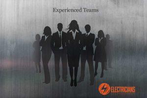 Electrician Experienced Team Customer Service