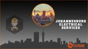 Electrician Johannesburg Electrical Services City Skyline