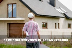 Electrician Rewiring Services