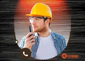 Electricians-SA Contact Us Call Button Electrician Worker
