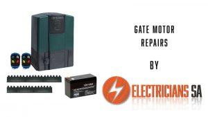 Gate Motor Repairs