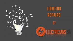Lighting Repairs By Electricians SA