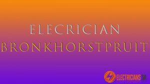 Electrician Bronkhorstspruit Electricians SA