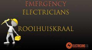 Emergency Electricians Rooihuiskraal Electrician Power bolt