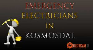 Emergency Electricians In Kosmosdal Electrician Power Bolt
