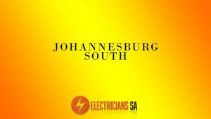 Johannesburg South Electrician