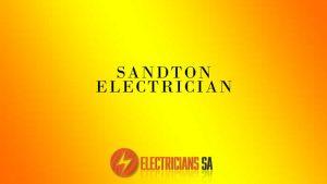 Sandton Electrician