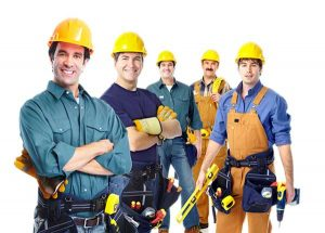 Electrical Contractor Electricians Team