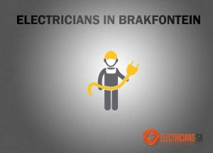 Electricians In Brakfontein And Centurion