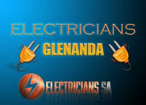 Electricians in Glenanda, orange electrical plugs