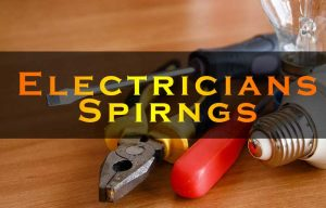 Electricians In Springs